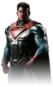 Superman injustice 2 render