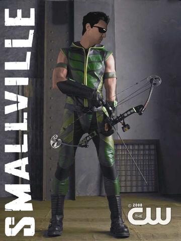 File:Fotomontaje Yo como Green Arrow (Smallville).jpg