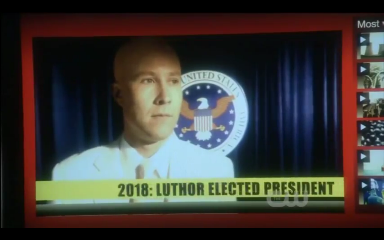 President of the United States | Smallville Wiki | FANDOM ...