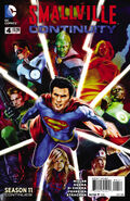 Smallville Season 11 Continuity Vol 1 4