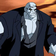 Solomon Grundy DCAU Solomon Grundy - animated 2