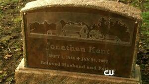 Jonathan Kent's Tomb