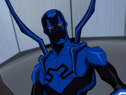 Blue Gold Blue Beetle yj Blue Beetle