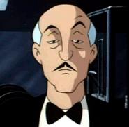 Batman Alfred DCAU BTAS Alfred batman tas