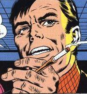 Morgan Edge comics