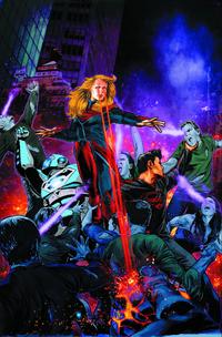 Smallville S11 Chaos I04 - Cover A - PA