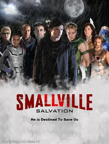 File:Smallville Salvation Poster by Smallville RBB.jpg