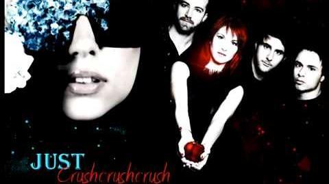 Lady GaGa ft. Paramore - Crushjustdance