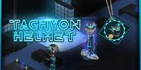 Tachyon Helmet