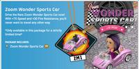 Zoom Wonder Sports Car
