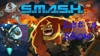 SMASH MONSTERS LET´S SHOW BLUE EELECTRICUS-0