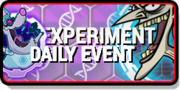 Experiment Daily Event Tile