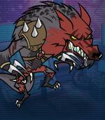 Wolf Mutt 1