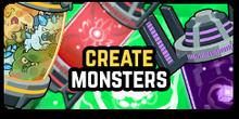 Creating Monster Tile
