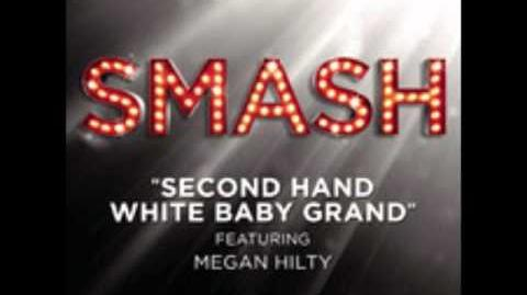 Smash - Second Hand White Baby Grand HD