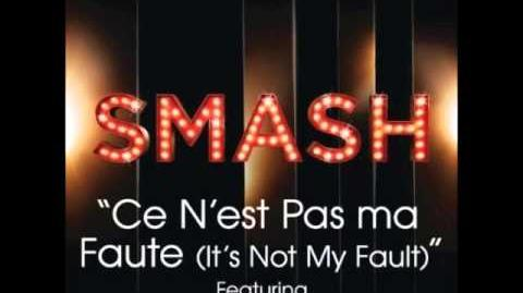 Smash - Ce N'est Pas Ma Faute (Its Not My Fault) (DOWNLOAD MP3 LYRICS)