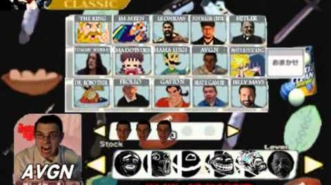 Smash Bros Lawl Narrator - Will Smith