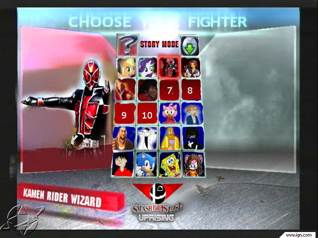 File:Character Select befor 7 to 10.png