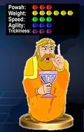 King Harkinian Trophy (Original)