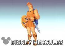 Disney Hercules SBL EX Intro