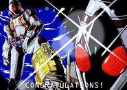Kamen rider fourze congratulations