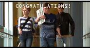Briand congratulations