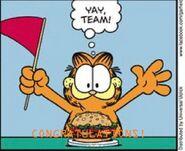 Garfield congratulations