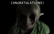 Ben drowned congratulations