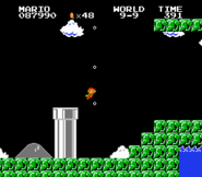 Super Mario Bros - Jeansowaty Levels -The Lost Levels-2
