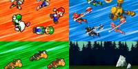 Heroes vs. Koopa Bros. vs. Axem Rangers X