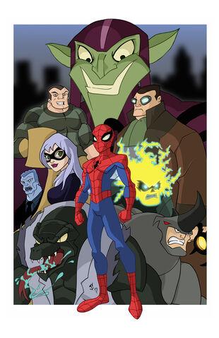 File:Spectacular Spiderman montage by jayodjick.jpg