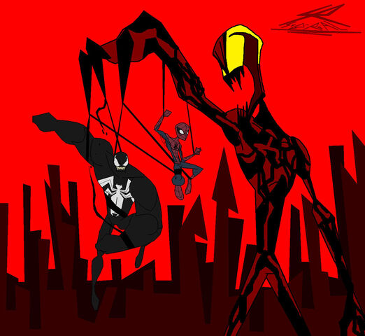 File:Spectacular spiderman carnage3 by Sub Real.jpg