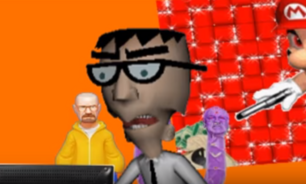 UCHEW nerd computer