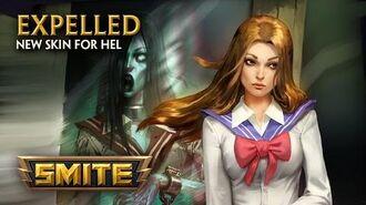 SMITE - New Skin for Hel - Expelled Hel