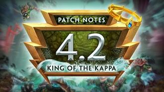 SMITE Patch Notes VOD - King of the Kappa (Patch 4.2)
