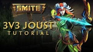 SMITE Tutorial - 3v3 Joust