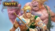 SMITE - God Announcement - Cu Chulainn, Hound of Ulster
