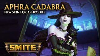 SMITE - New Skin for Aphrodite - Aphra Cadabra