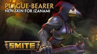 SMITE - New Skin for Izanami - Plague-Bearer