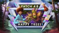 SMITE Patch Notes VOD - Happy Trees (Patch 4