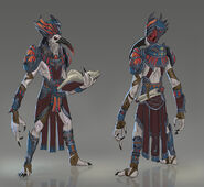 Thoth skin concept2