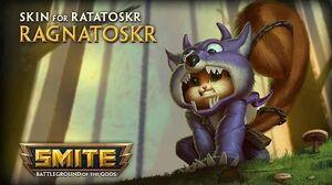 SMITE New Skin for Ratatoskr - Ragnatoskr