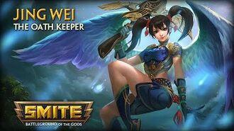 SMITE - God Reveal - Jing Wei, The Oath Keeper