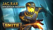 SMITE - New Skin for Xbalanque - Jag