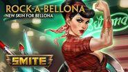 SMITE - New Skin for Bellona - Rock-a-Bellona