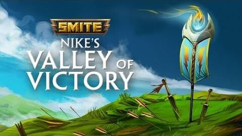 SMITE - Welcome to Adventures - Nike's Valley of Victory
