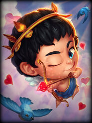 CupidHeadOverHeals