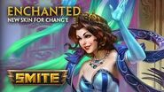 SMITE - New Skin for Chang'e - Enchanted