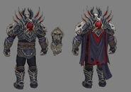 Odin 'Dread Knight' Concept Back