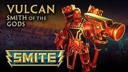 SMITE God Reveal - Vulcan, Smith of The Gods
